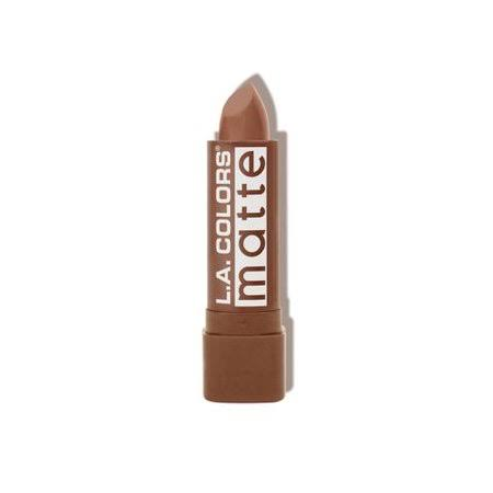 L. a. Colors Matte Lip Color - Brown Sugar