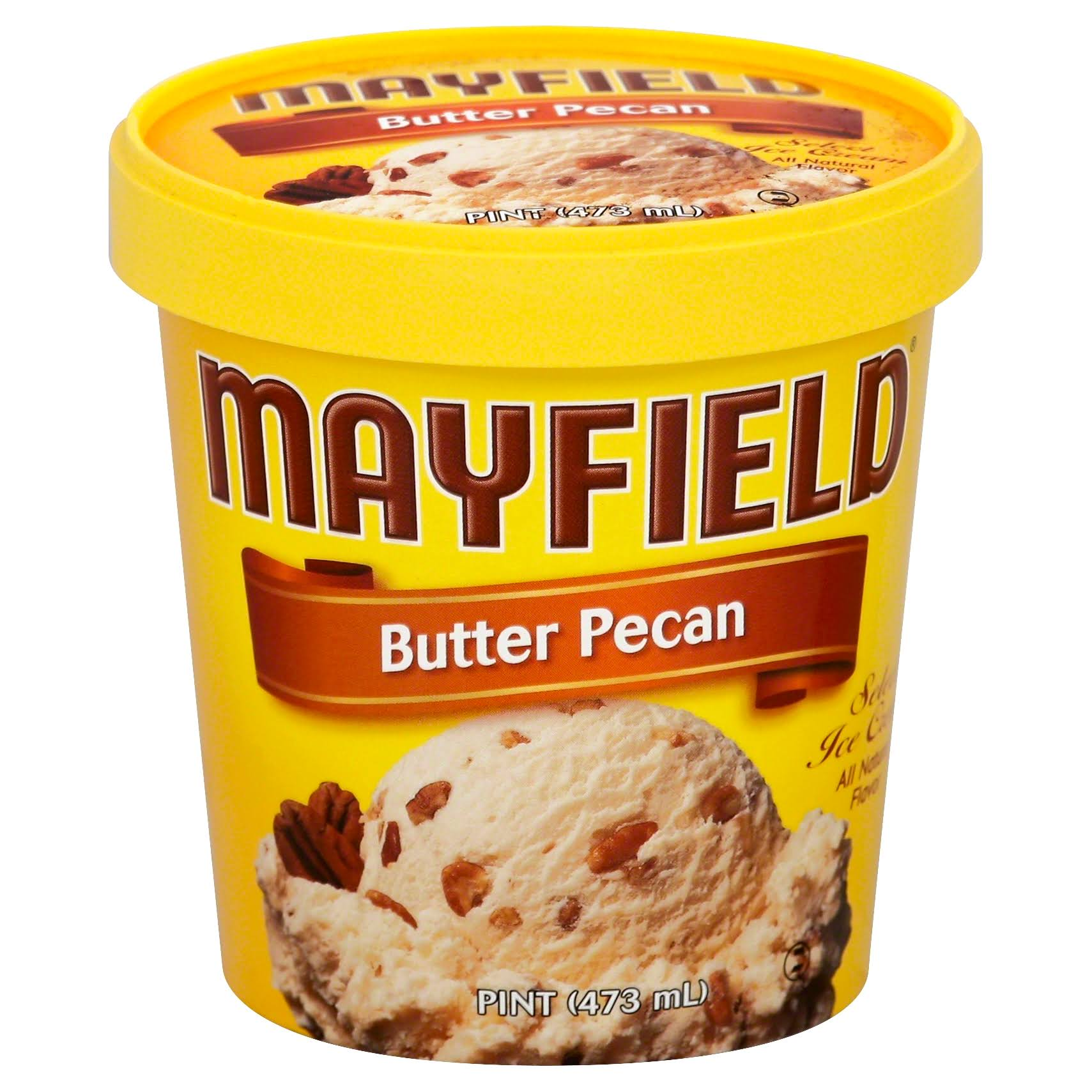 Mayfield Dairy Farms Butter Pecan Ice Cream - 16oz