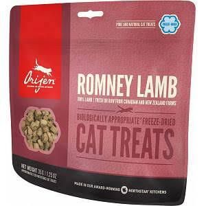 ORIJEN Freeze Dried Grass Fed Lamb Cat Treats - 1.25 oz