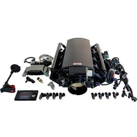 FiTech FIT-70004 LS1-LS2-LS6 Kit - 750HP with Timing Cover
