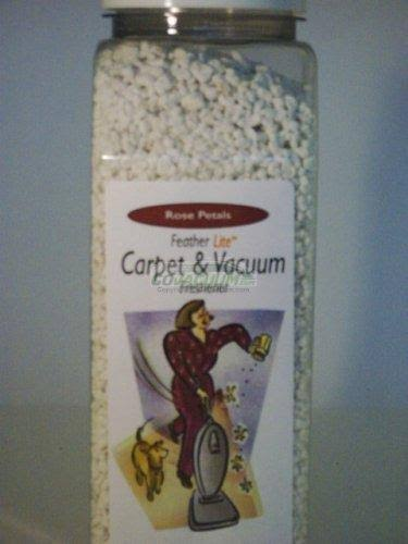 Featherlite Rose Petals Concentrated Carpet and Vacuum Fragrance Granules