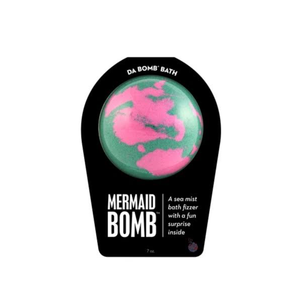Da Bomb Mermaid Bomb Bath Fizzer