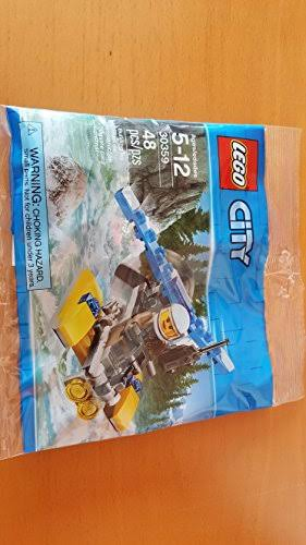 LEGO City Police Water Plane Mini Set - 48pcs