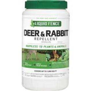 Liquid Fence Deer and Rabbit Repellent Granules