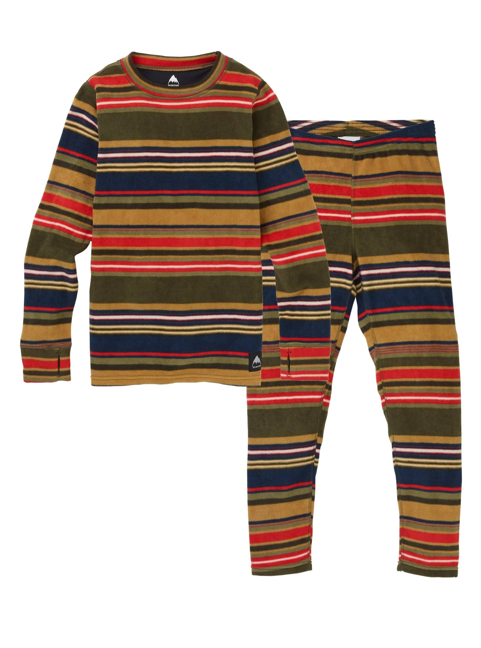 Burton Fleece Set - Boys' Gratz Stripe, S