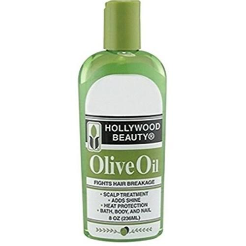 Hollywood Beauty Olive Oil ScalpTreatment - 8oz