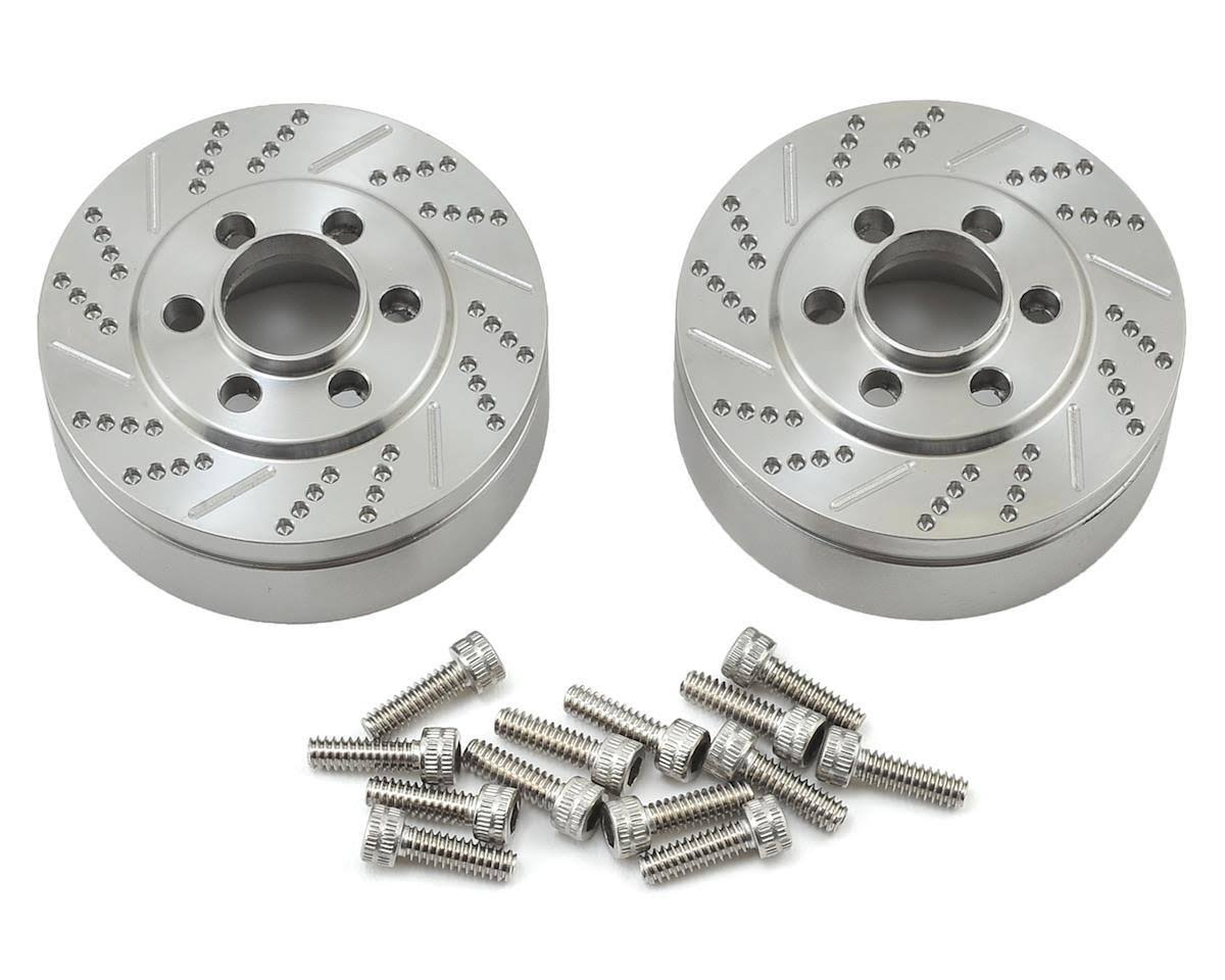 Vanquish Products 2.2 Stainless Steel Brake Disc Weights VPS04002