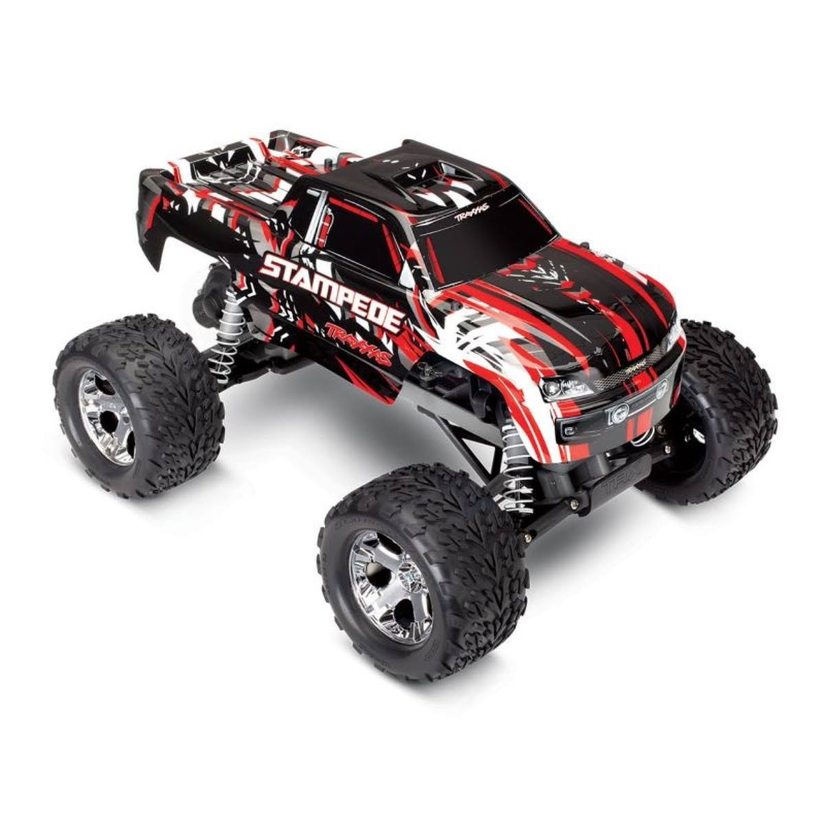 Traxxas 36054-1 Stampede XL-5 RTR Red