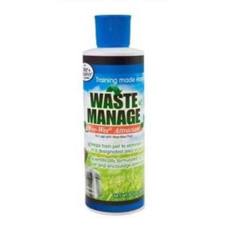 Four Paws Waste Manager Dog Attractant - 237ml