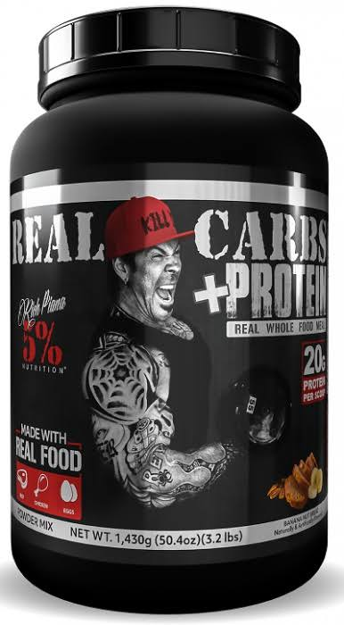 5% Nutrition Real Carbs + Protein Chocolate / US