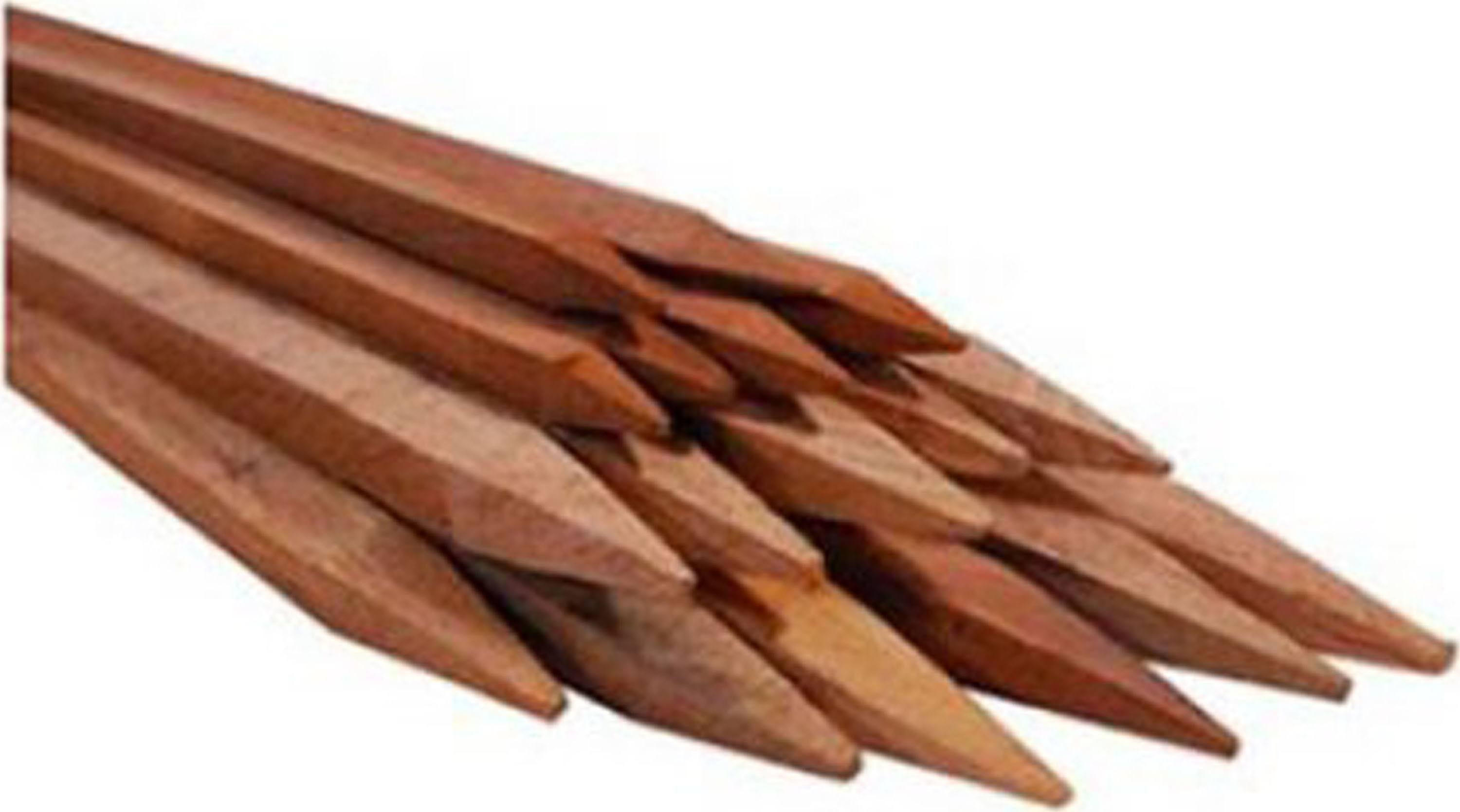 Bond Hardwood Stakes - 3ft, 6pcs
