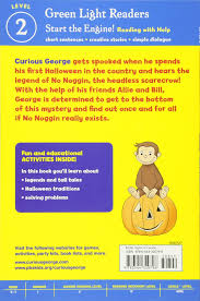 Childrens Halloween Books Pdf by Amazon Com Curious George Haunted Halloween Cgtv Reader