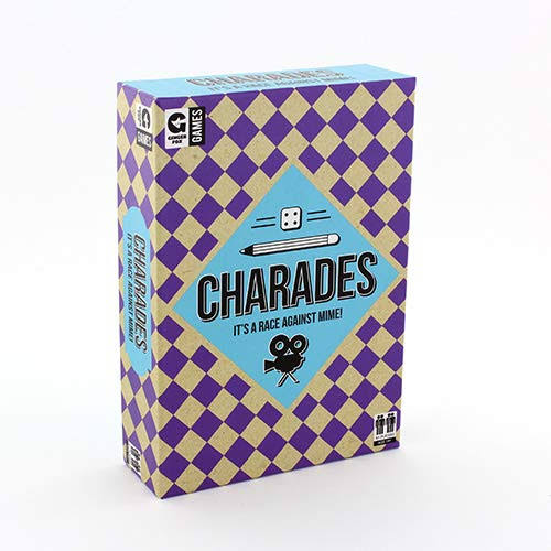 Family Games Ginger Fox Charades Party Games