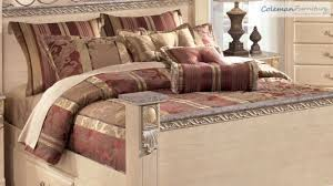 Coal Creek Bedroom Set by Sanibel Bedroom Collection From Signature Design By Ashley Youtube
