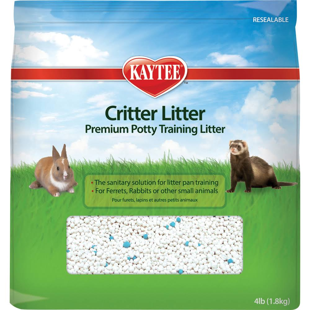 Superpet Critter Litter - 1.8kg