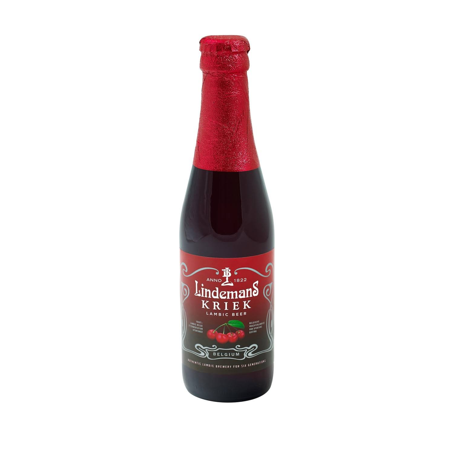 Lindemans Kriek Lambic Beer Bouteille - 250ml