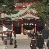富岡八幡宮, 宮司, 八幡神, 富岡, 初詣, 事件, 日本, 参拝