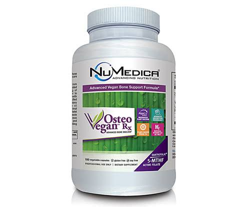 NuMedica Osteo Vegan Rx Dietary Supplement - 180ct