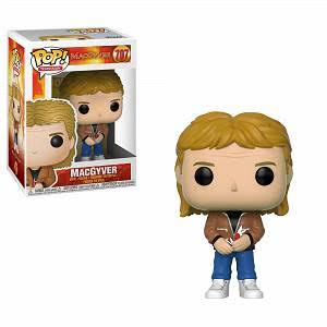 Funko Macgyver Pop Action Figure - 10cm