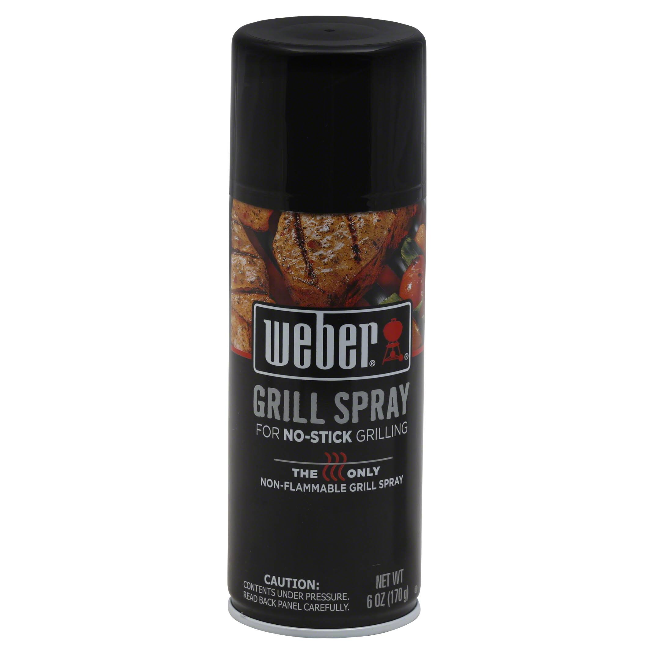 Weber Grill 'N Spray - 6oz