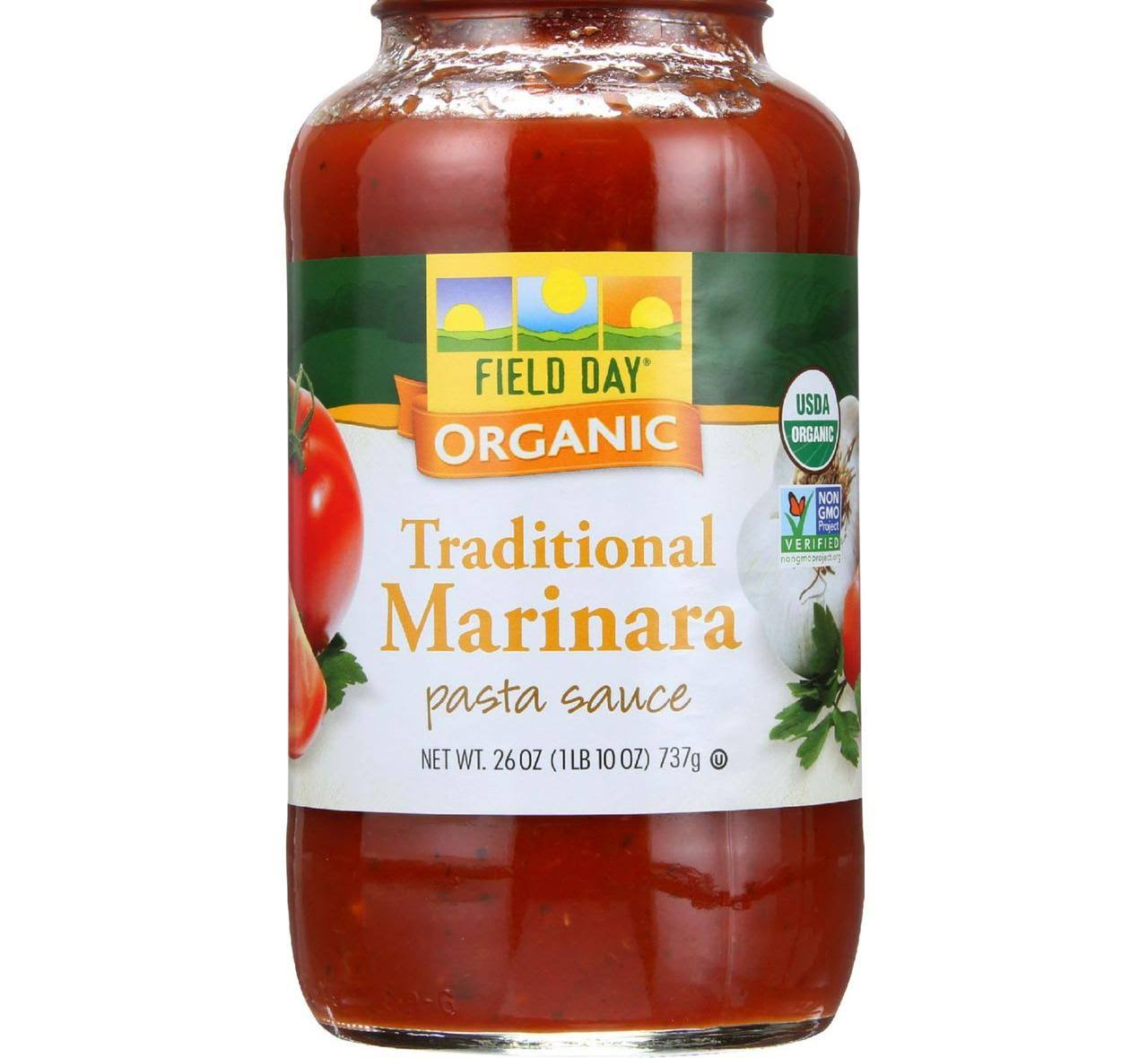 Woodstock Farms Organic Marinara Pasta Sauce - 26oz