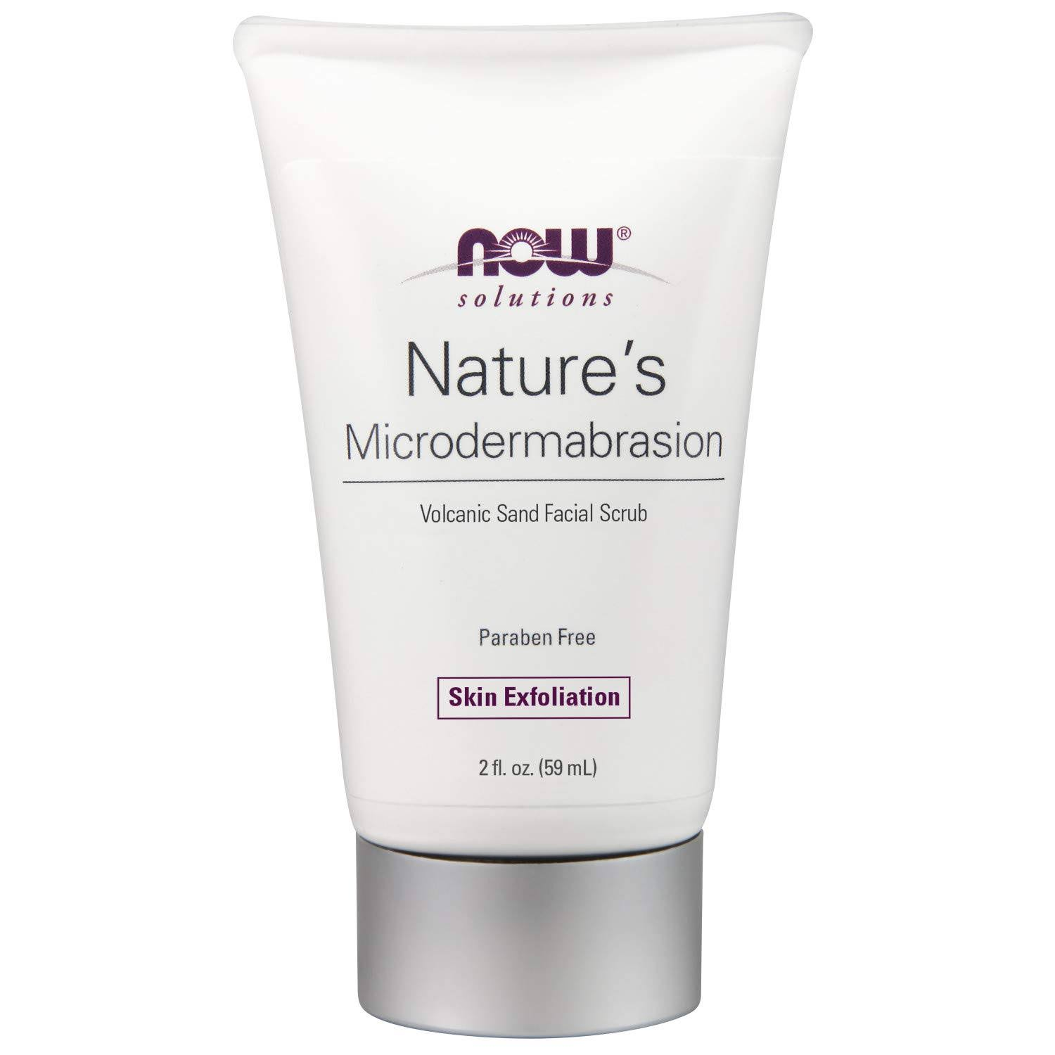 Now Foods Nature's Microdermabrasion