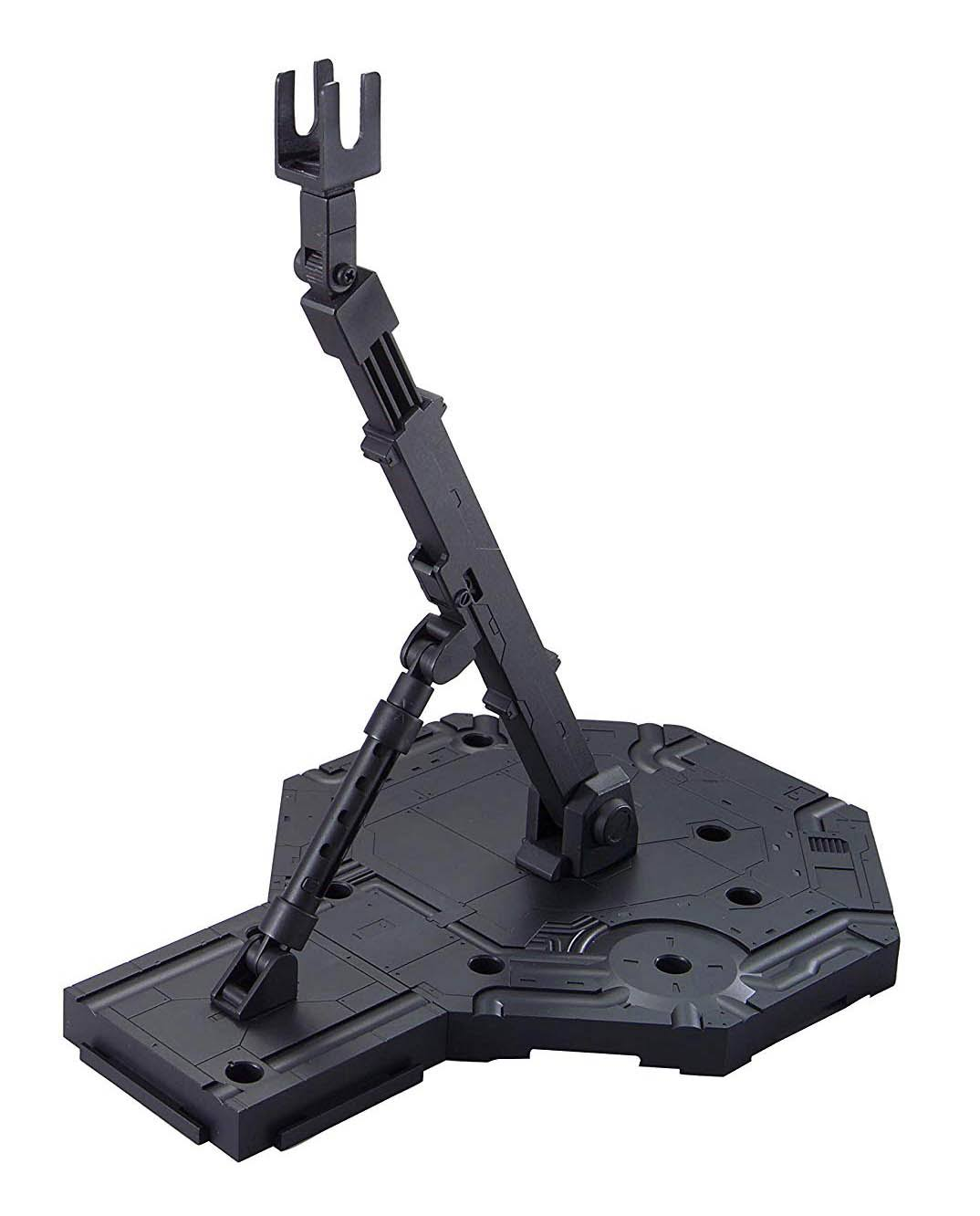 Gundam Plastic Model Action Base - Black