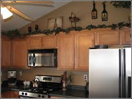 Above Kitchen Cabinet Decorations Pictures by Tag For Modern Ideas For Decorating Above Kitchen Cabinets Nanilumi