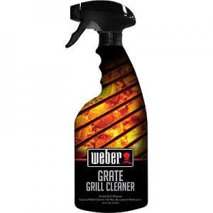 Weber Grate Grill Cleaner Spray