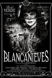 Blancanieves affiche