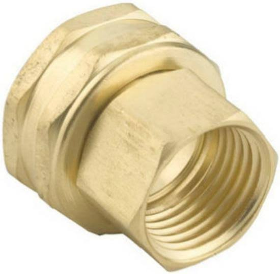 Gilmour Group Swivel Connector - Brass