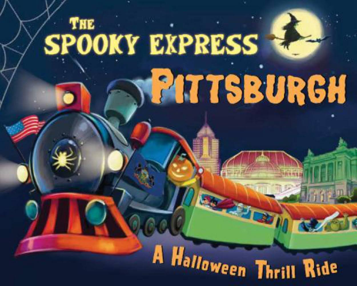 The Spooky Express Pittsburgh - Eric James
