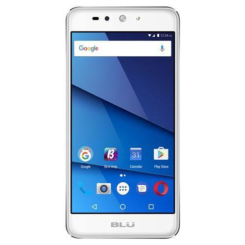 Blu Grand XL Lte G0031WW 16GB Unlocked GSM 4G Lte Dual-sim Phone - Silver, 16gb, 5.5""