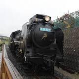 国鉄D51形蒸気機関車, 有田川町鉄道公園, 有田川町, 和歌山県, 日本, 試運転, 有田郡