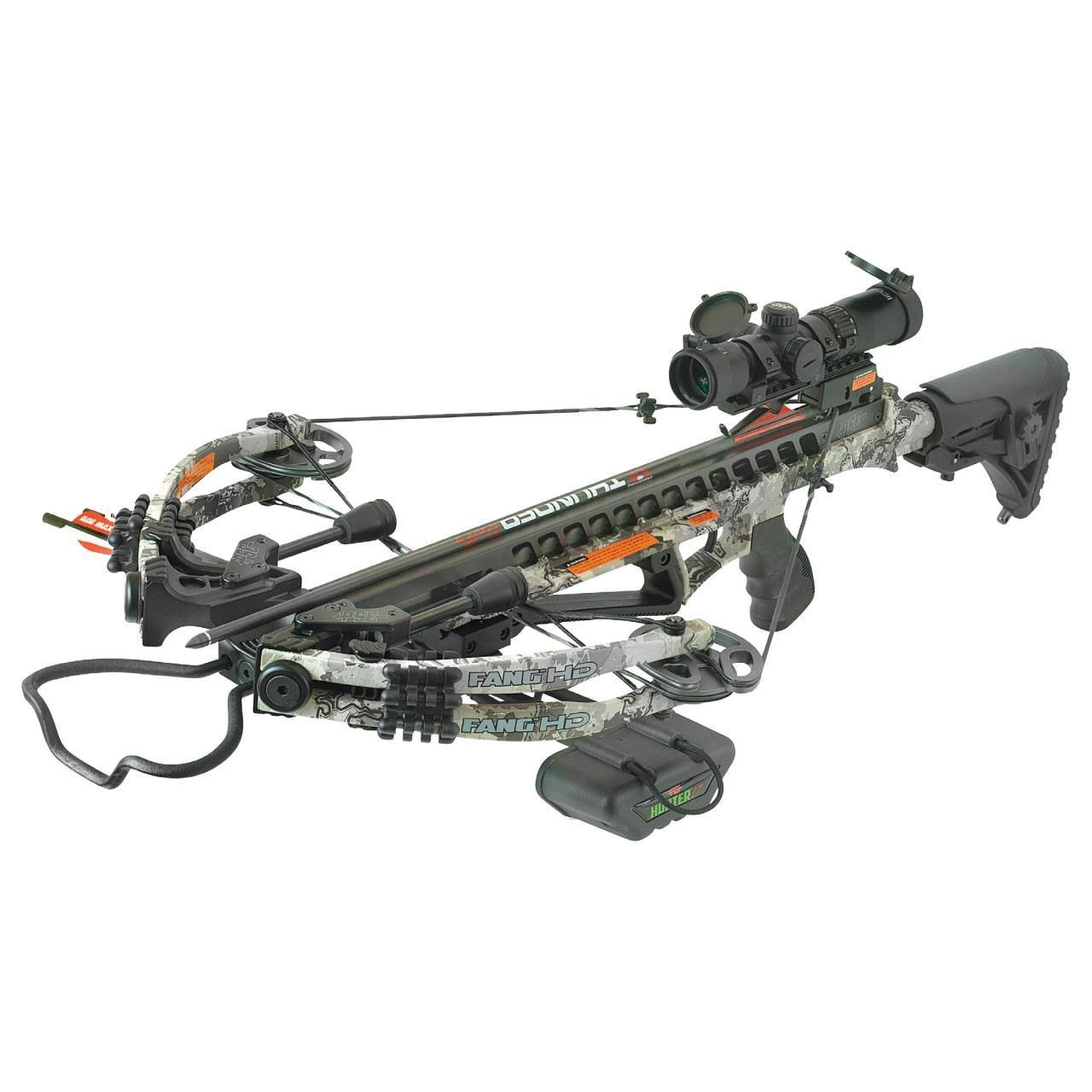 PSE Fang HD Crossbow Package Tru Timber Western Viper