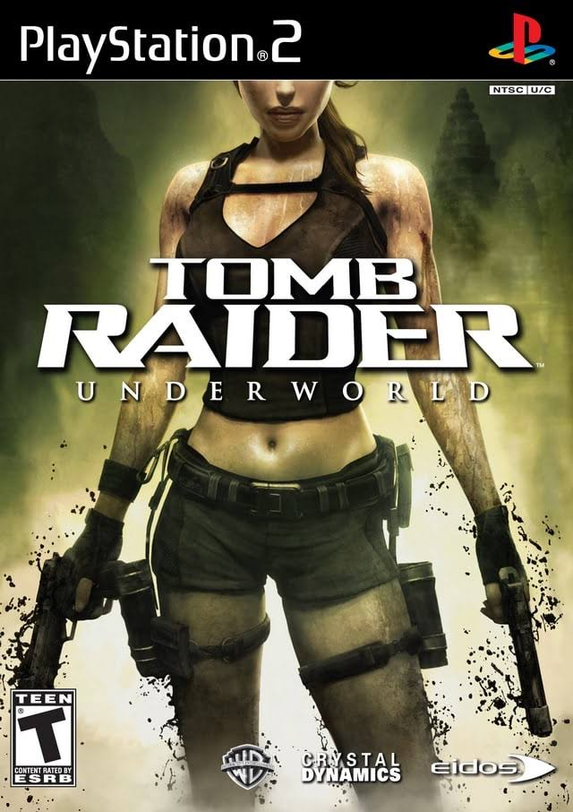 Tomb Raider: Underworld - PlayStation 2