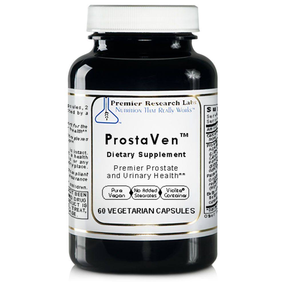 Premier Research Labs Prostaven Supplement - 60 Vegetarian Capsules