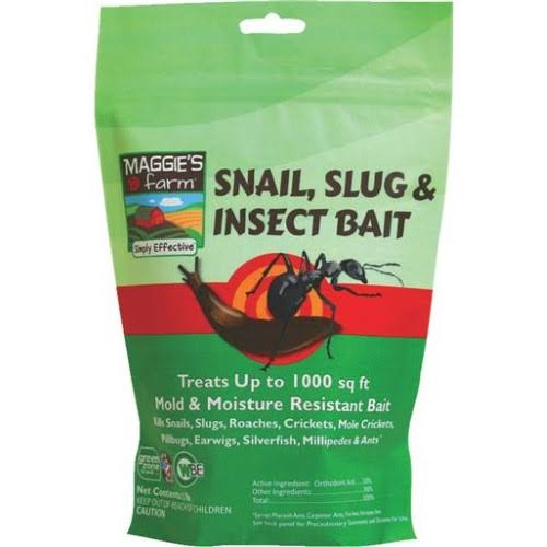 Maggie's Farm Slug & Snail Killer - Up to 1000 Square Feet