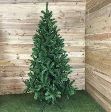 Balsam Christmas Tree Australia by 7ft Green Artificial Colorado Spruce Christmas Xmas Tree 210cm