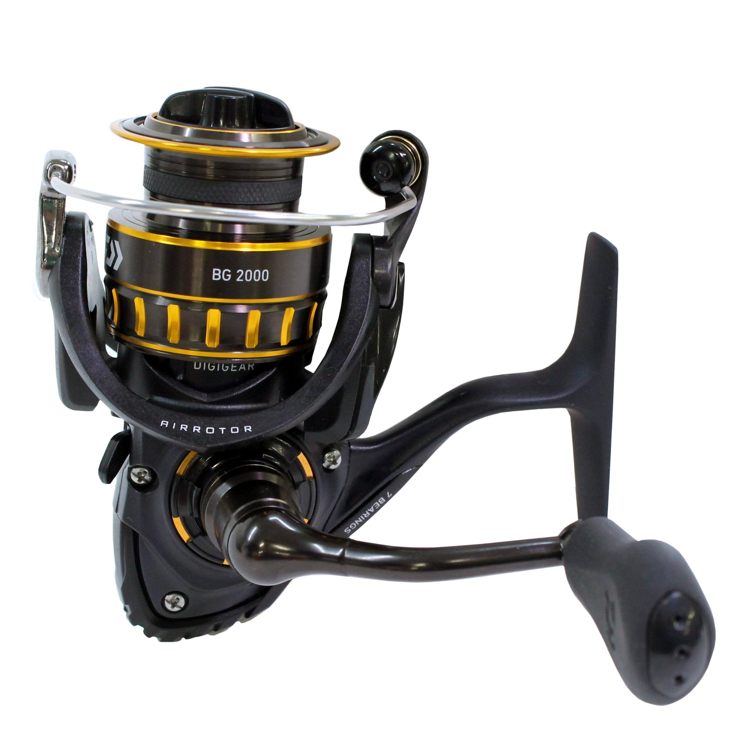 Daiwa BG 2000 Spinning Fishing Reel