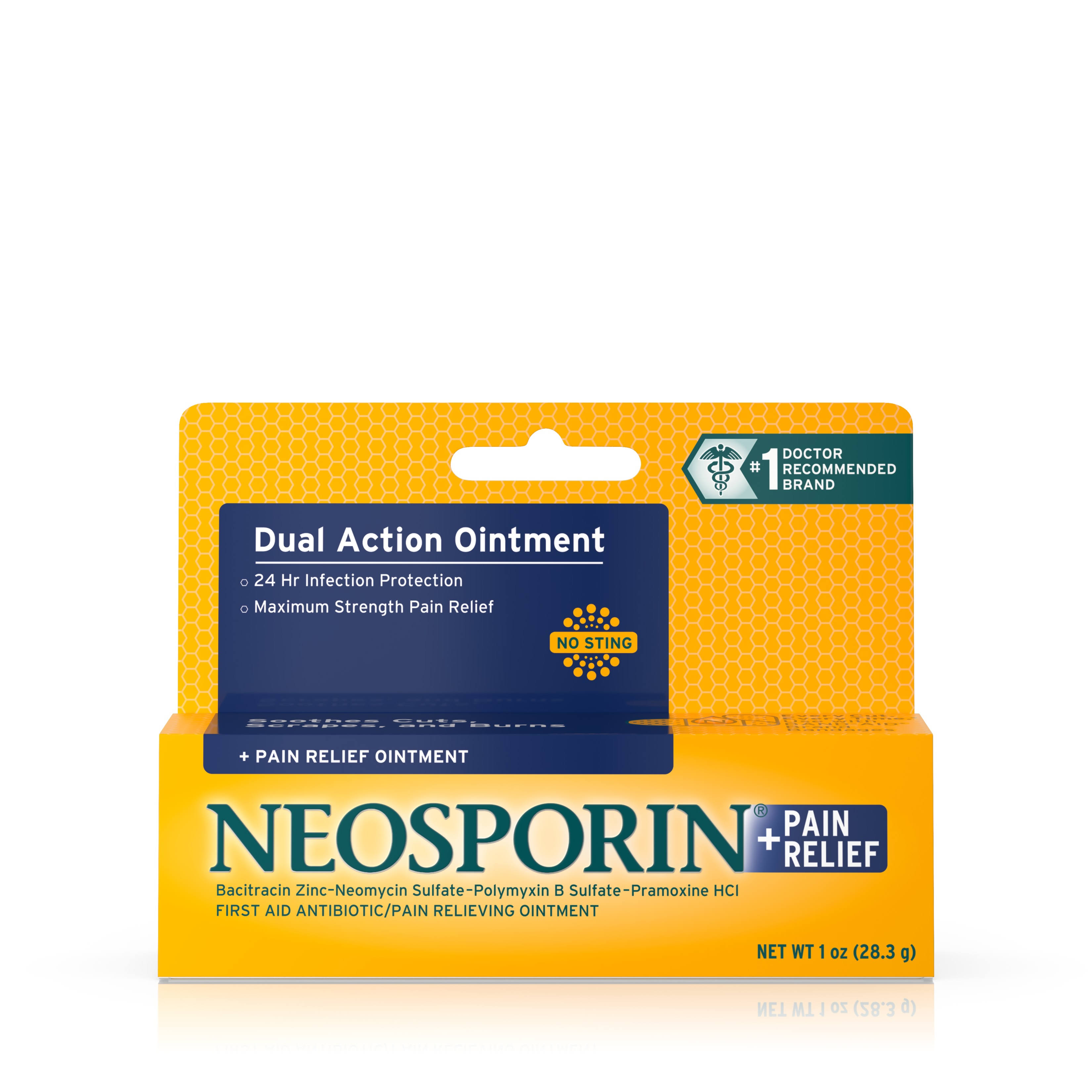 Neosporin Plus Pain Relief Ointment