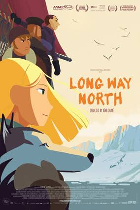 Long Way North-Tout en haut du monde