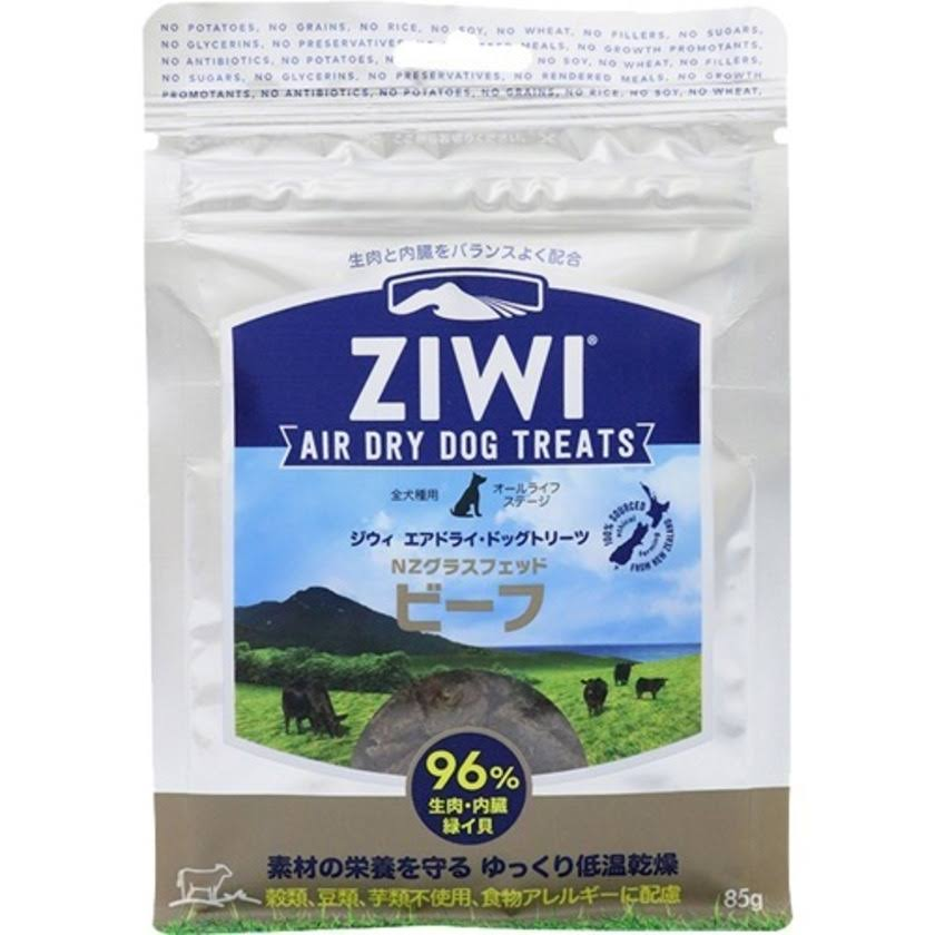 Treat Dog Ziwi Peak Dog Food - Beef, 85g