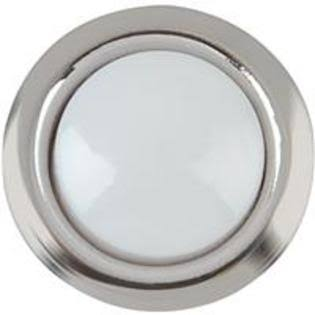 IQ America DP-1103A Round Lighted Doorbell Push Button