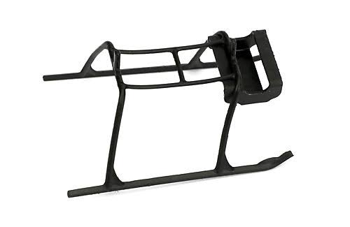 Blade Landing Skid and Battery Mount