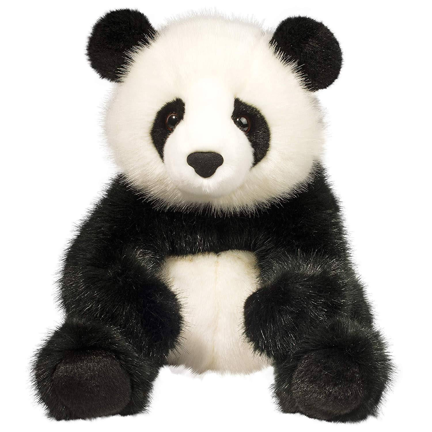 Douglas Plush Emmett Panda Stuffed Animal