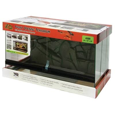 Aqueon Products - Glass Zilla Front Open Terrarium 100128065