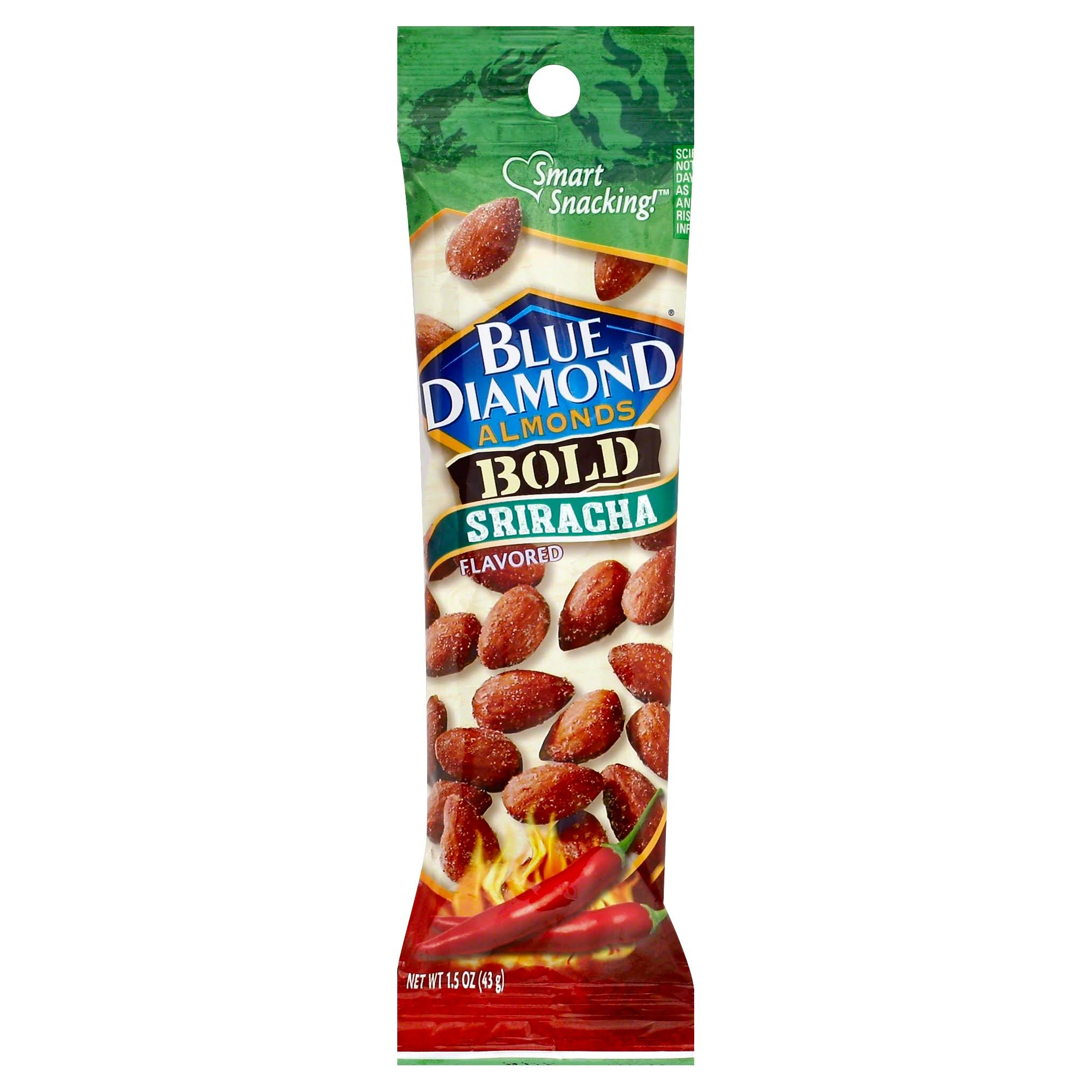 Blue Diamond Sriracha Almonds - 1.5oz