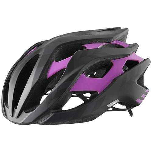 Liv Rev Helmet - Black/Purple