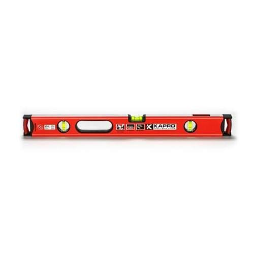 Kapro 985-41X-48M Apollo Magnetic Box Level - Red, 48""